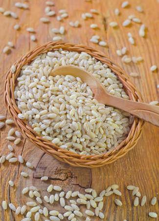 pearl barley: pearl barley