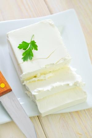 白奶酪 版權商用圖片
