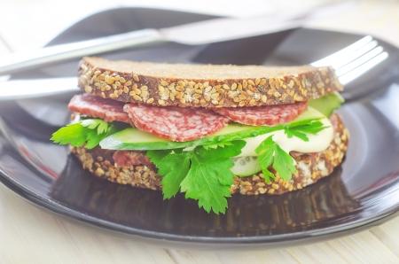 enrich: sandwich