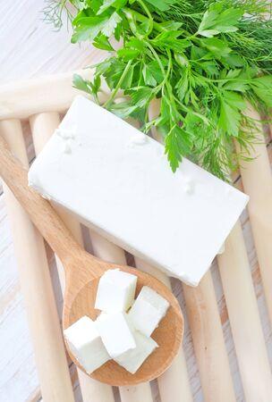 feta cheese photo