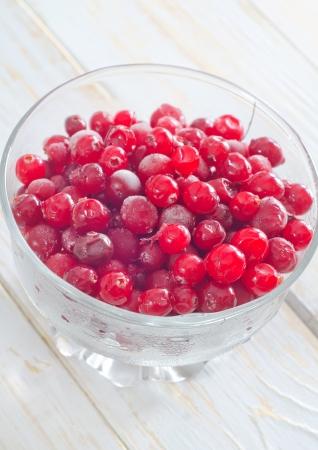refrigerate: frozen cranberry