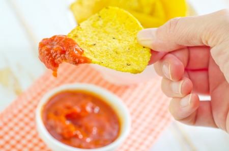 nachos photo