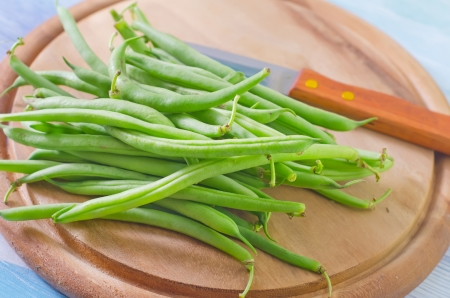green beans Stock Photo - 20521759