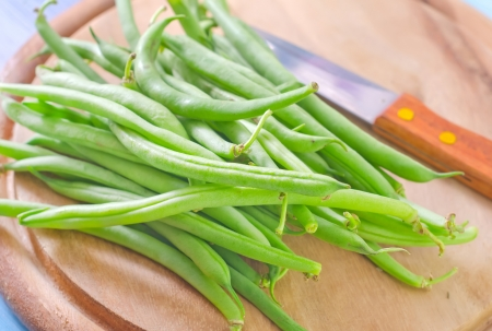 green beans Stock Photo - 20521829