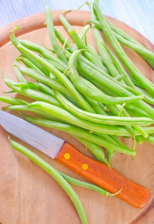 green beans Stock Photo - 20522095