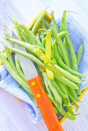 green beans Stock Photo - 20522167