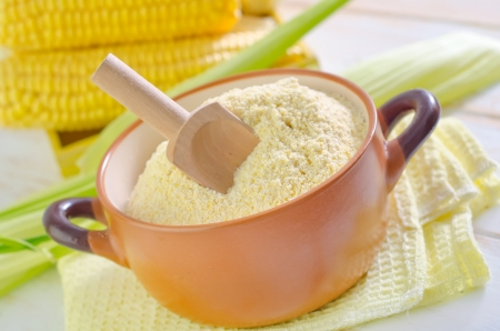 kukorica liszt