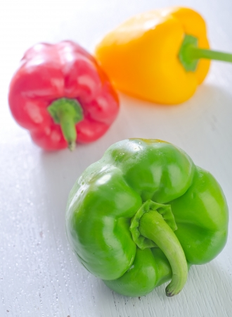 color peppers Stock Photo - 20837651