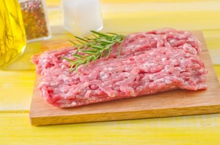 minced meats photo