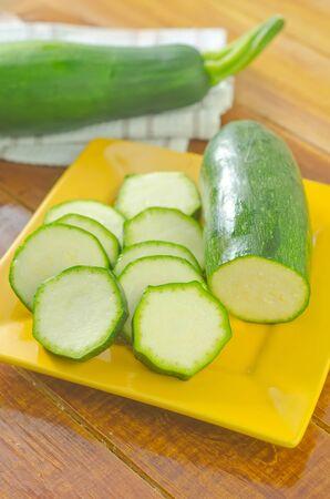 cucurbit: zucchini