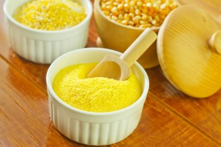raw polenta