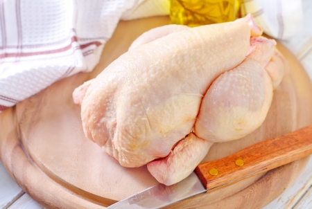 whole food: chicken