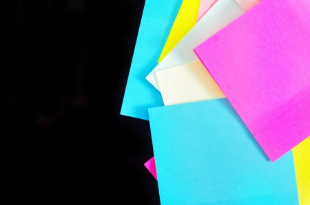 nota: color sheets