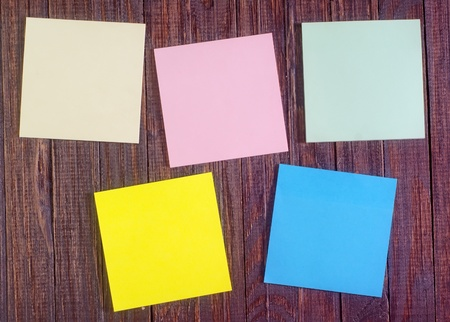 nota: color paper