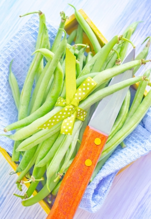 green beans Stock Photo - 21660525