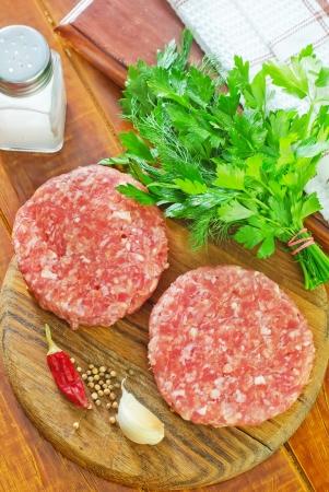 hamburgerek Stock fotó