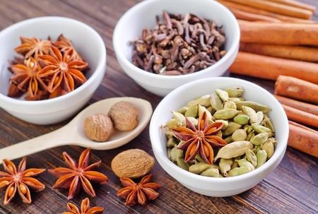 anis: aroma spice
