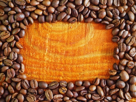 coffeetree: coffee background Stock Photo