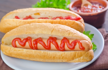 hot dogs photo
