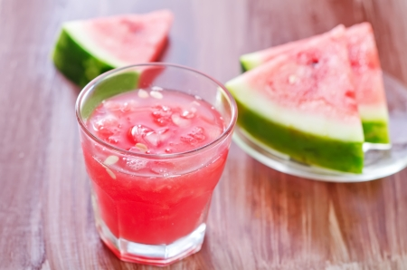 watermelon smoothie photo