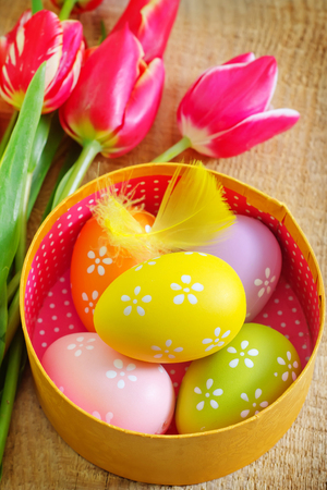 easter eggs Stock Photo - 22372416