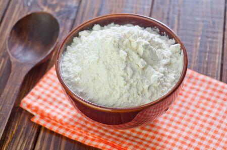 wheat flour Stock Photo - 22634764