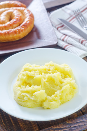 mashed potato photo