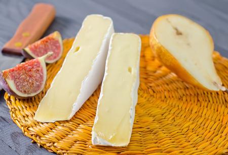 camembert: camembert Stock Photo