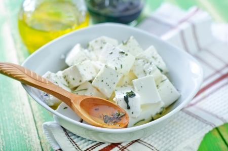 feta cheese Фото со стока