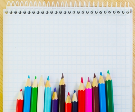 school life: school supplies