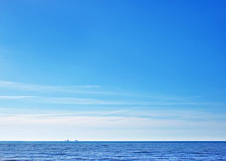 zee en hemel