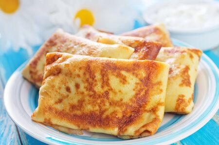maslenitsa: pancakes