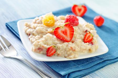 porridge Zdjęcie Seryjne