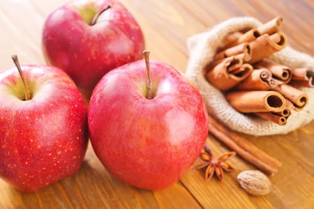apple and cinnamon photo