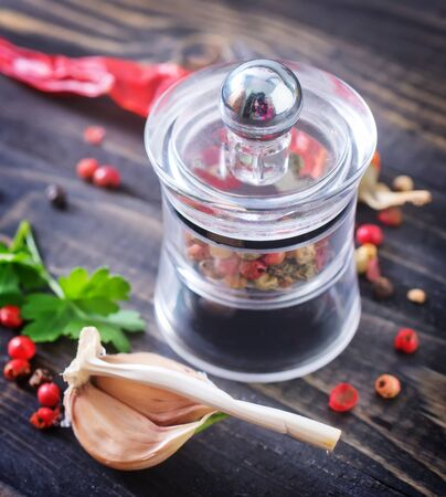 intense flavor: aroma spice