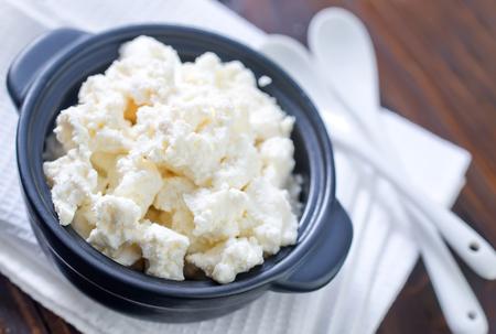 cottage cheese Zdjęcie Seryjne
