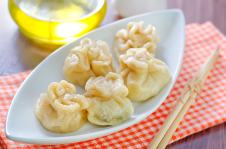 manti dumplings photo