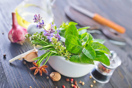 herb and aroma spice photo