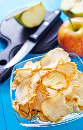 dry apple photo