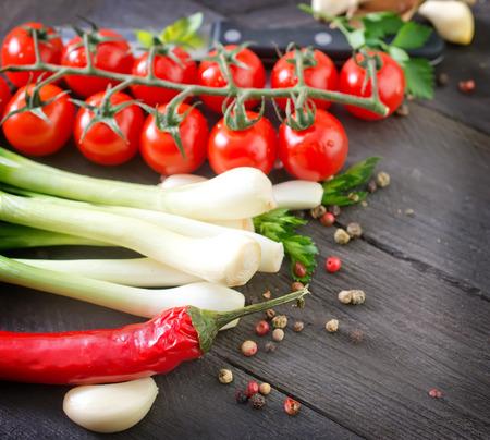 vegetables Stock Photo - 28850519