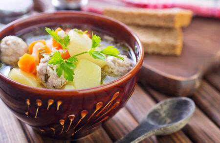 fresh soup photo
