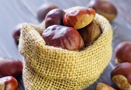 chesnuts photo
