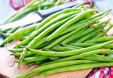 green beans photo