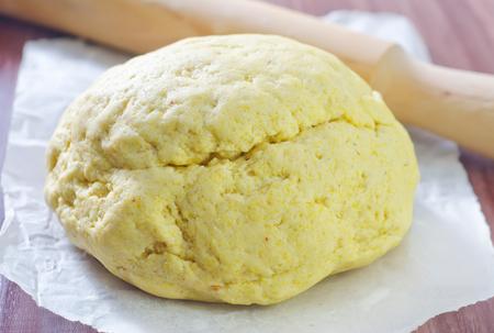 pone: dough Stock Photo