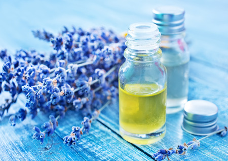 aroma: aroma oil Stock Photo