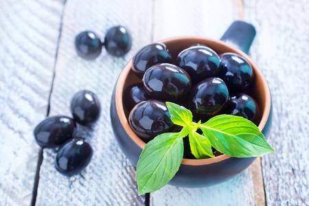 black olives photo
