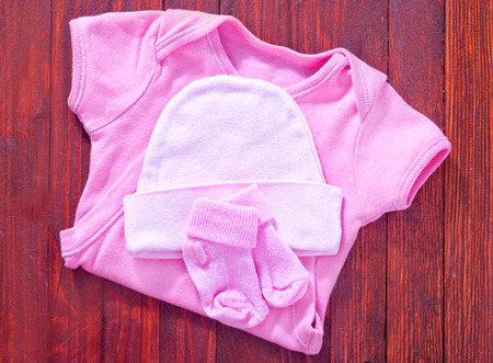 baby clothes photo