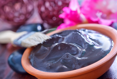 clay for spa Stock Photo - 31143431