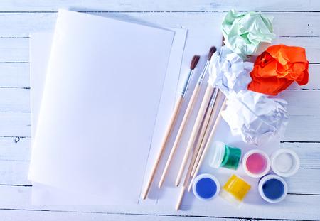 color paint: color paint Archivio Fotografico