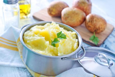 mashed potato Imagens - 33313448